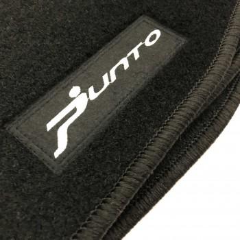 Fiat Punto Grande (2005 - 2012) tailored logo car mats