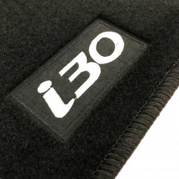 Hyundai i30 Coupé (2013 - current) tailored logo car mats