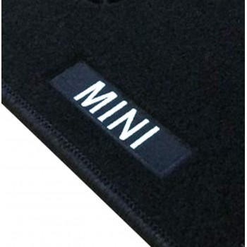 Mini Cooper S / One R53 (2001 - 2007) tailored logo car mats