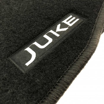 Nissan Juke (2010 - 2019) (2010 - 2019) (2010 - 2019) tailored logo car mats