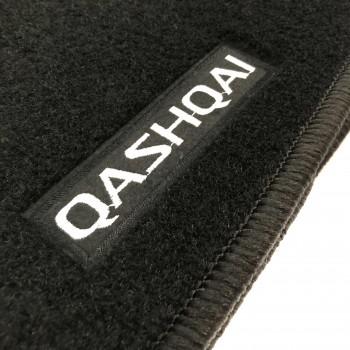 Nissan Qashqai (2007 - 2010) tailored logo car mats