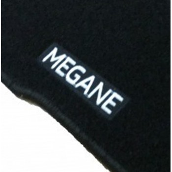 Renault Megane CC (2003 - 2010) tailored logo car mats