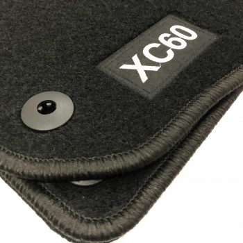 Volvo XC60 (2017 - current) tailored logo car mats