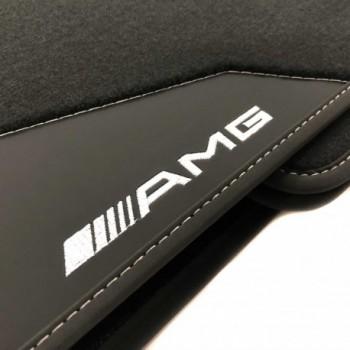 Mercedes X-Class leather car mats
