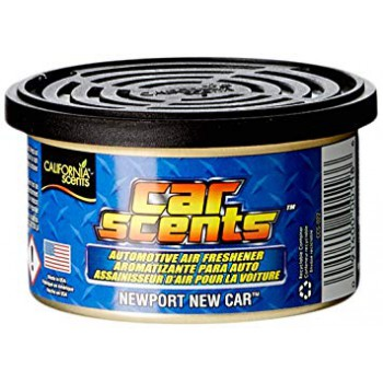 Air freshener car Scent new car - California Scents®