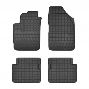 Alfa Romeo Giulietta (2014 - current) rubber car mats