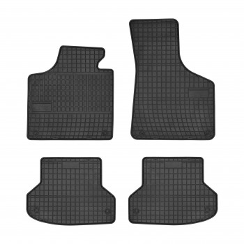 Audi A3 8P Hatchback (2003 - 2012) rubber car mats