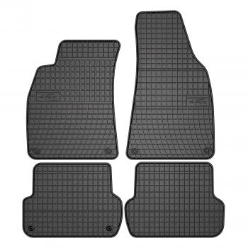 Audi A4 B7 Avant (2004 - 2008) rubber car mats