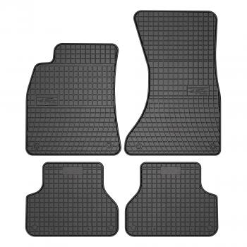 Audi A4 B9 Avant Quattro (2016 - 2018) rubber car mats