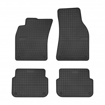 Audi A6 C6 Sedan (2004 - 2008) rubber car mats