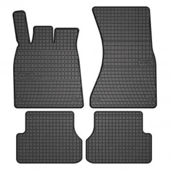 Audi A6 C7 Sedán (2011 - 2018) rubber car mats