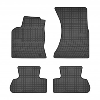 Audi Q5 8R (2008 - 2016) rubber car mats