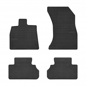Audi Q5 FY (2017 - current) rubber car mats