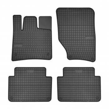Audi Q7 4L (2006 - 2015) rubber car mats