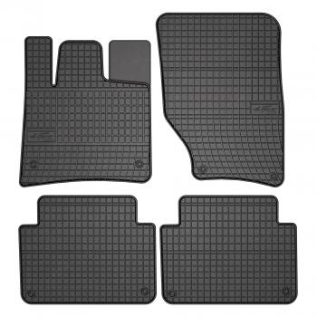 Audi Q7 4L (2006 - 2015) rubber car mats