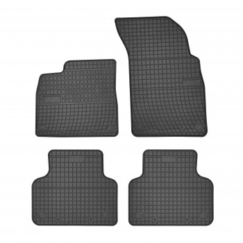 Audi Q7 4M 5 seats (2015 - current) rubber car mats