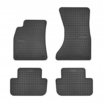 Audi RS4 B8 (2012 - 2015) rubber car mats