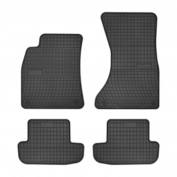 Audi RS5 rubber car mats