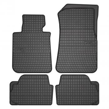 BMW 1 Series E81 3 doors (2007 - 2012) rubber car mats