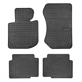 BMW 3 Series E36 Sedan (1990 - 1998) rubber car mats