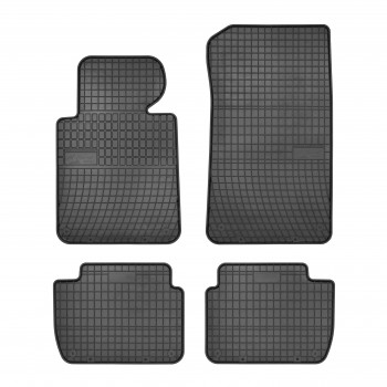 BMW 3 Series E46 Coupé (1999 - 2006) rubber car mats