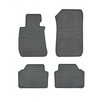 BMW 3 Series E90 Sedan (2005 - 2011) rubber car mats