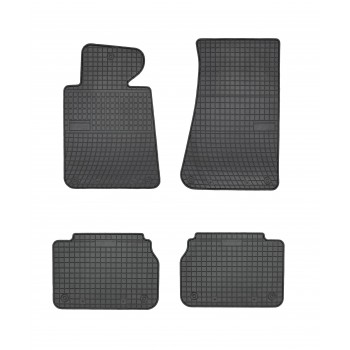 BMW 5 Series E34 Sedan (1987 - 1996) rubber car mats