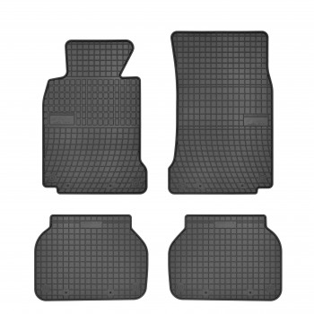 BMW 5 Series E39 Sedan (1995 - 2003) rubber car mats