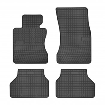 BMW 5 Series E60 Sedan (2003 - 2010) rubber car mats