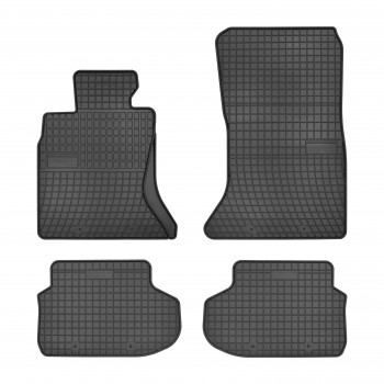 BMW 5 Series F10 Restyling Sedan (2013 - 2017) rubber car mats