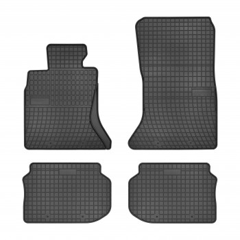 BMW 5 Series GT F07 xDrive Gran Turismo (2009 - 2017) rubber car mats