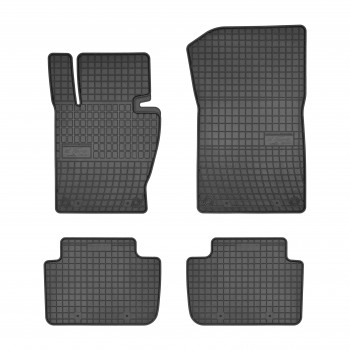 BMW X3 E83 (2004 - 2010) rubber car mats