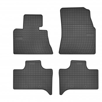 BMW X5 E53 (1999 - 2007) rubber car mats
