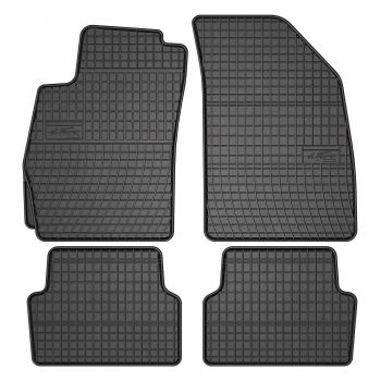 Chevrolet Aveo (2011 - 2015) rubber car mats