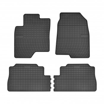 Chevrolet Captiva (2013 - 2015) rubber car mats