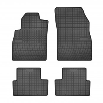 Chevrolet Orlando rubber car mats