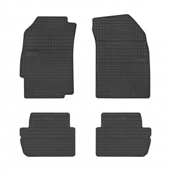 Chevrolet Spark (2010 - 2013) rubber car mats