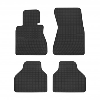 BMW 7 Series E65 short (2002-2008) rubber car mats