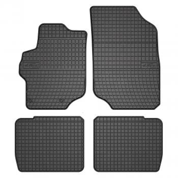 Citroen C-Elysée (2013-current) rubber car mats
