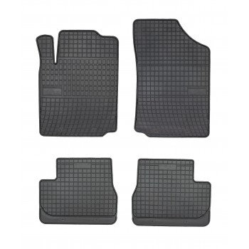 Citroen C3 (2002 - 2009) rubber car mats