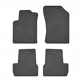 Citroen C3 (2009 - 2013) rubber car mats