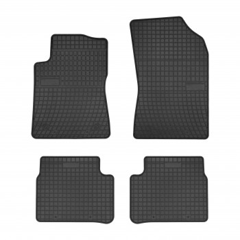 Citroen C3 (2016 - current) rubber car mats