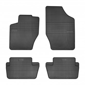 Citroen C4 (2010 - current) rubber car mats