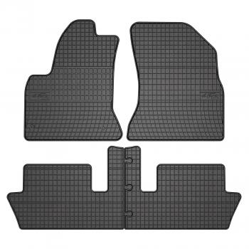 Citroen C4 Picasso (2006 - 2013) rubber car mats