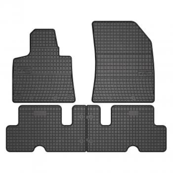 Citroen C4 Picasso (2013 - current) rubber car mats
