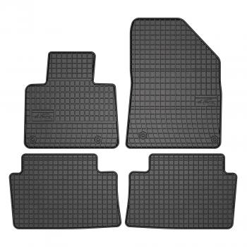 Citroen C5 Sedán (2008 - 2017) rubber car mats