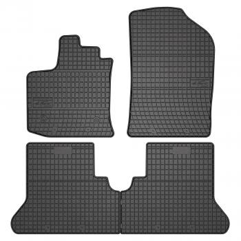 Dacia Dokker (2012 - current) rubber car mats
