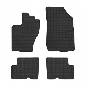 Dacia Duster (2014 - current) rubber car mats