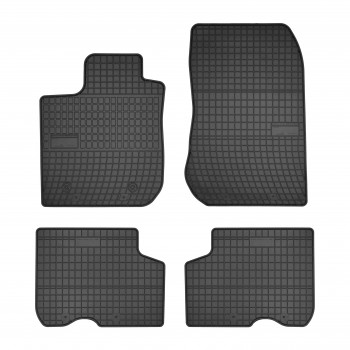Dacia Logan Restyling (2016 - current) rubber car mats