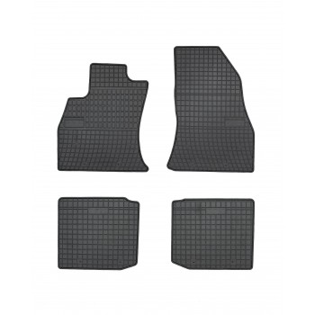 Fiat 500 L (2012 - current) rubber car mats